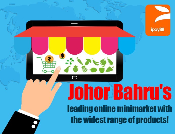 Johor Bahru leading online minimarket with the widest range of products